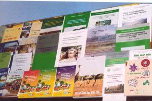 Danh mục các bài báo quốc tế 1996-2000