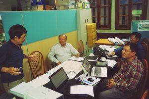 Quỹ Môi trường Thiên nhiên Nagao, Nhật Bản và Viện Tài nguyên và Môi trường hợp tác xây dựng chương trình nghiên cứu dài hạn về bảo tồn đa dạng sinh học ở Việt Nam