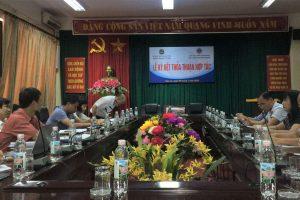 Ký kết Thỏa thuận hợp tác toàn diện giữa Viện Tài nguyên và Môi trường, Đại học Quốc gia Hà Nội và Trường Đại học Tây Bắc giai đoạn 2019-2025