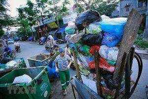 """Thái Bình: Từ """"chống rác thải nhựa ra biển"""" đến """"không rác thải nhựa"""""""