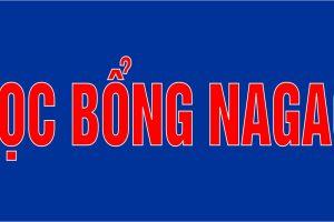 Thông báo về chương trình Học bổng NAGAO tại Việt Nam năm học 2019-2020