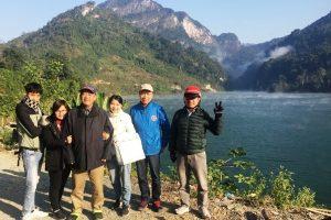 Dự án NEF bảo tồn thiên nhiên tại vùng núi phía bắc Việt Nam