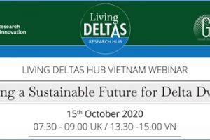 Hội thảo trực tuyến trong khuôn khổ Dự án Nghiên cứu về Đồng bằng tại Việt Nam
