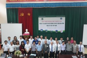 "Tay Bac University (TBU) and VNU-Central Institute for Natural Resources and Environmental Studies (VNU-CRES) held the National Scientific Workshop on ""Natural resource management, Environmental management, and Sustainable development in the Northwestern Region of Vietnam"" in Son La city, Son La province"