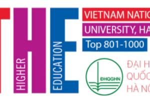 ĐHQGHN tiếp tục đứng trong nhóm 801-1000 bảng xếp hạng đại học thế giới 2021 của Times Higher Education